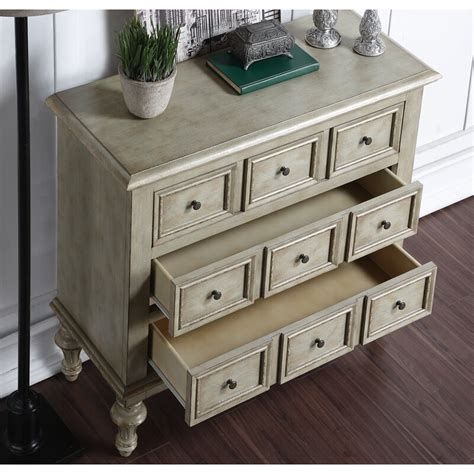 Arend 3 Drawer Accent Cabinet