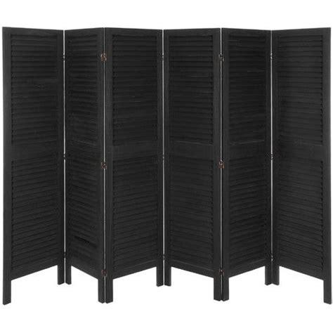 Ares 67 x 100 Tall Modern Venetian 6 Panel Room Divider