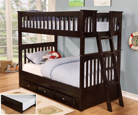 Aria Twin over Twin Bunk Bed by Zoomie Kids