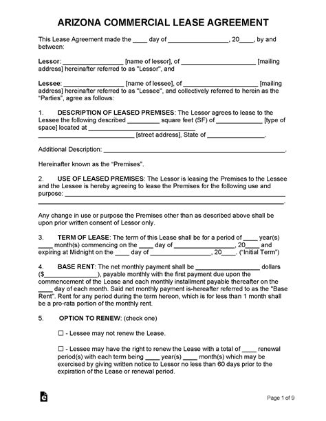 Rental Agreement Form Pdf Doctor Cv Template Word Download