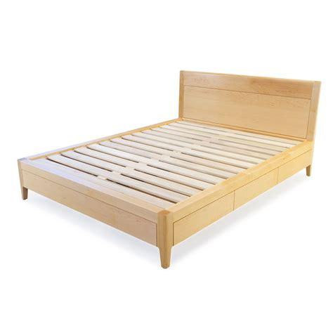 Arkwright Maple Platform Bed byAndover Mills