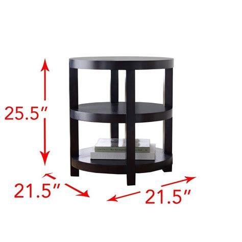 Armando End Table