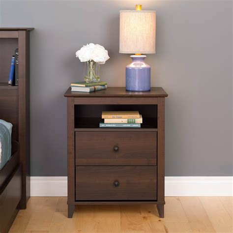 Armitage 2 Drawers Nightstand