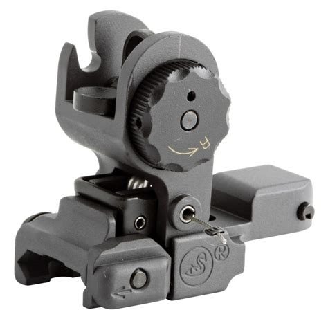 Main-Keyword Arms Rear Sight.
