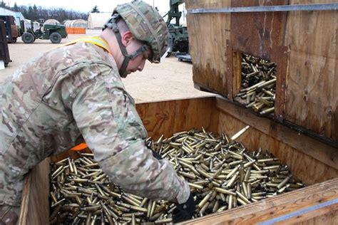 Ammunition Army Ammunition Turn-In.