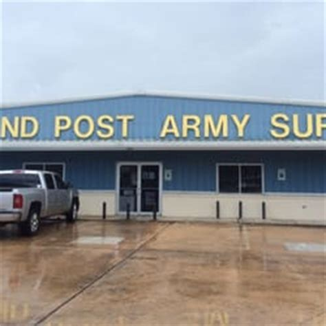 Army-Surplus Army Navy Surplus Pasadena Tx.