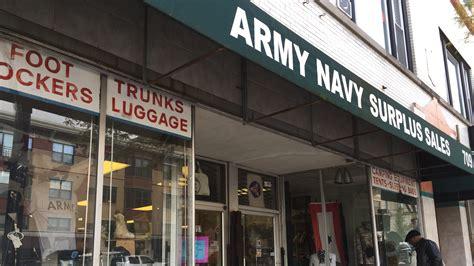 Army-Surplus Army Navy Surplus Store Allentown Pa.