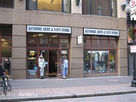 Army-Surplus Army Navy Surplus Store Boston Ma.