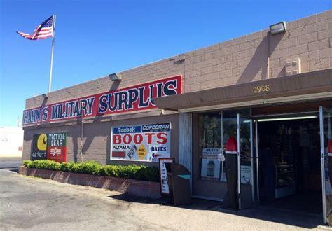 Army-Surplus Army Navy Surplus Store In Las Vegas Nevada.