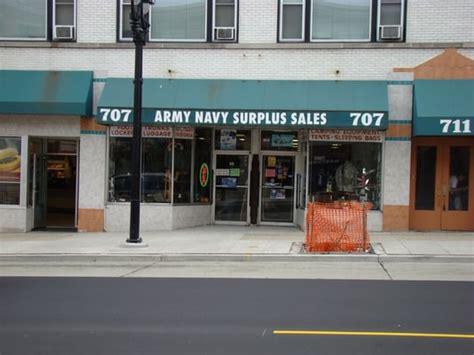 Army-Surplus Army Navy Surplus Store Milwaukee Wi.
