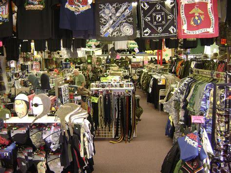 Army-Surplus Army Navy Surplus Store San Diego.