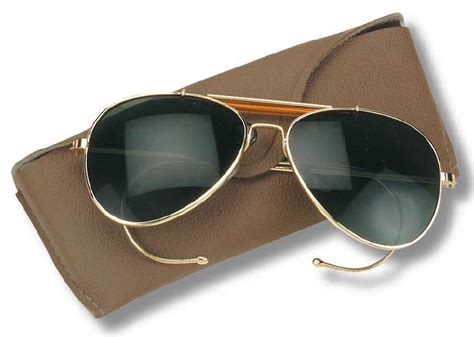Army-Surplus Army Surplus Aviator Sunglasses.