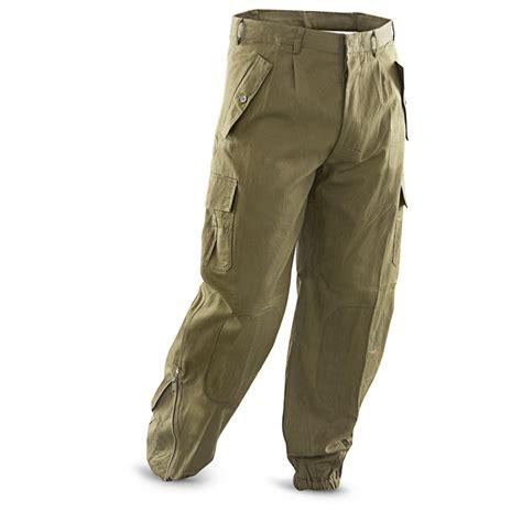 Army-Surplus Army Surplus Bdu Pants.