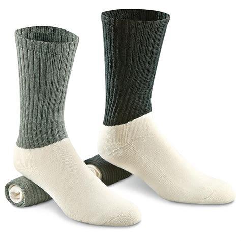 Army-Surplus Army Surplus Boot Socks.