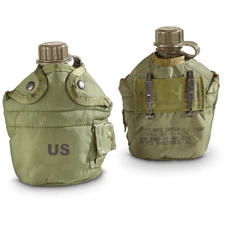 Army-Surplus Army Surplus Canteen For Sale.