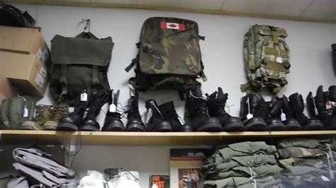 Army-Surplus Army Surplus Canterbury.