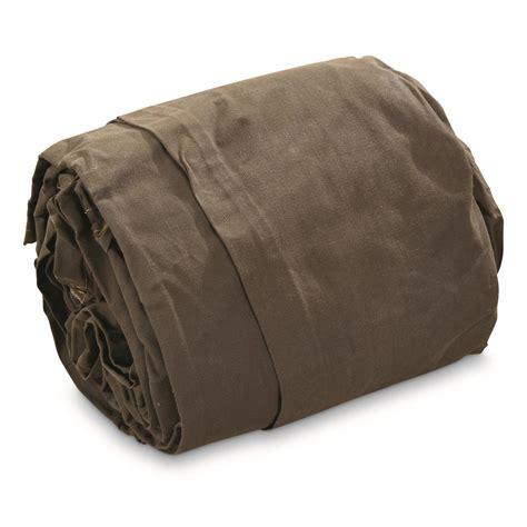 Army-Surplus Army Surplus Canvas Fabric.