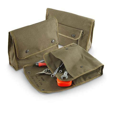 Army-Surplus Army Surplus Canvas Tool Bag