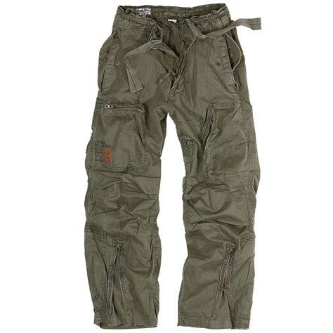 Army-Surplus Army Surplus Cargo Pant.
