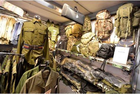 Army-Surplus Army Surplus Castleford.