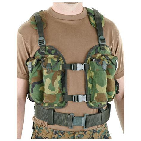 Army-Surplus Army Surplus Chest Rig.