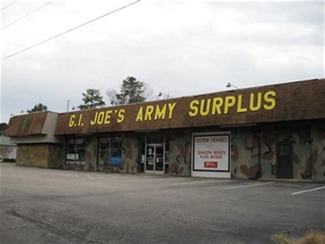 Army-Surplus Army Surplus Clayton Nc.