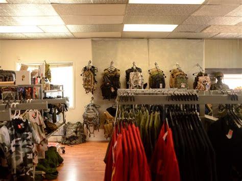 Army-Surplus Army Surplus Columbia Mo.