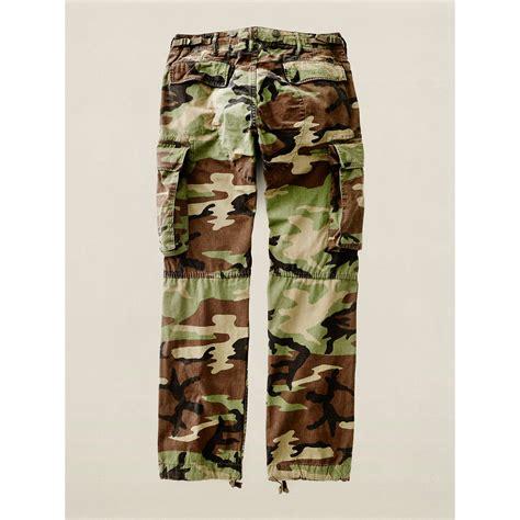 Army-Surplus Army Surplus Green Cargo Pants.