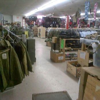 Army-Surplus Army Surplus Houston Tx.