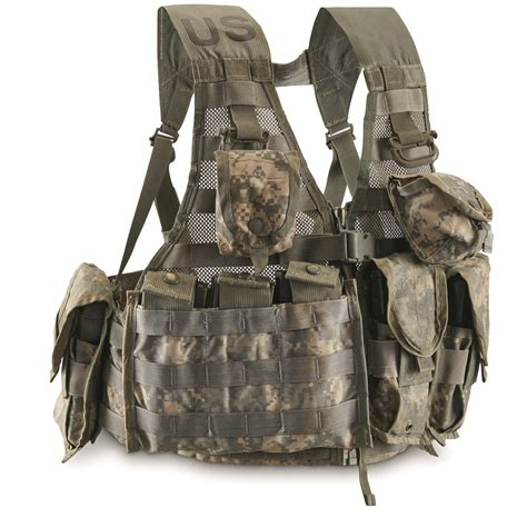 Army-Surplus Army Surplus Load Bearing Vest.