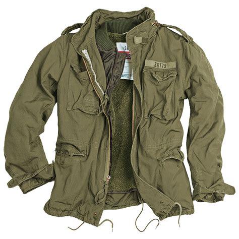 Army-Surplus Army Surplus M65 Jacket.