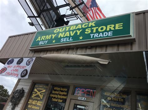 Army-Surplus Army Surplus Mobile Al.
