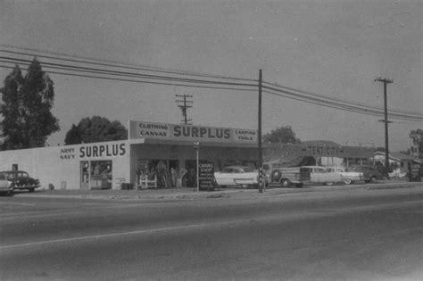 Army-Surplus Army Surplus Orange County California.