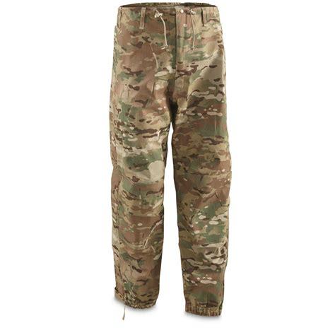 Army-Surplus Army Surplus Rain Pants.