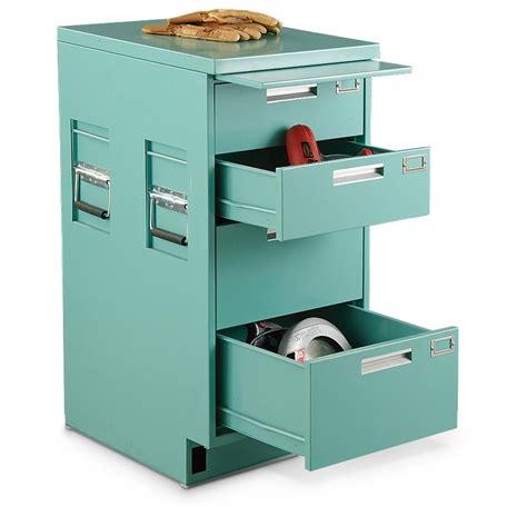 Army-Surplus Army Surplus Storage Cabinets.