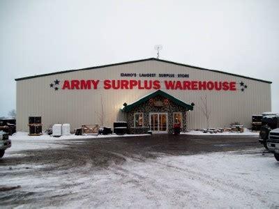 Army-Surplus Army Surplus Store Lanark.