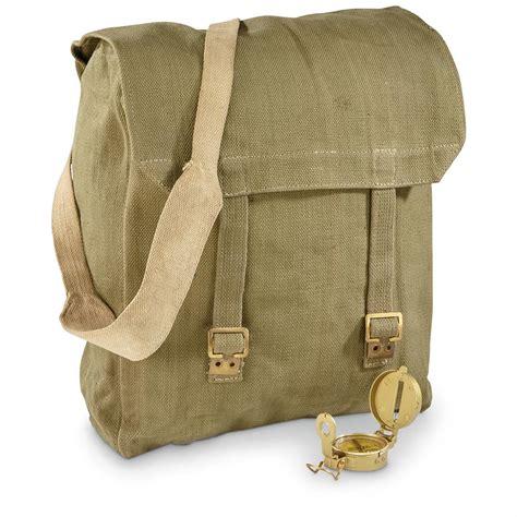 Army-Surplus Army Surplus Store Messenger Bags.