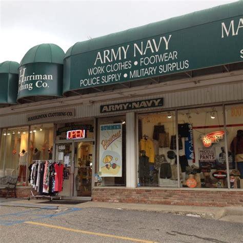 Army-Surplus Army Surplus Store Miami Beach.