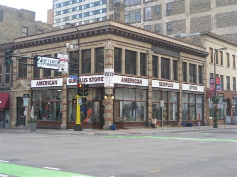 Army-Surplus Army Surplus Store Minneapolis Mn.