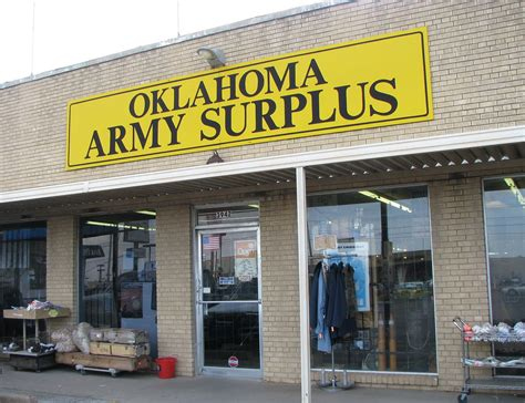 Army-Surplus Army Surplus Tulsa.