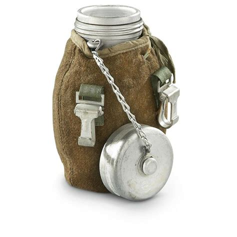 Army-Surplus Army Surplus Water Canteen.