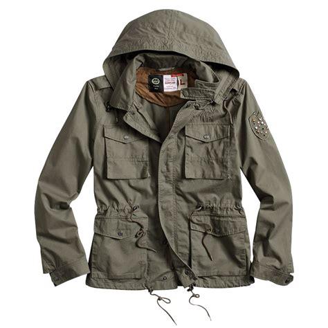 Army-Surplus Army Surplus Winter Coat With Hood.