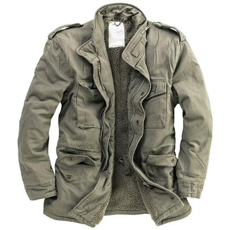 Army-Surplus Army Surplus Winter Coats.