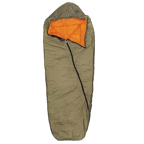 Army-Surplus Army Surplus Winter Sleeping Bag.