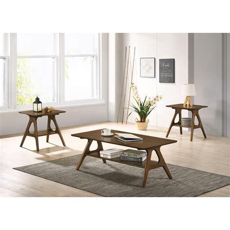 Arona 4 Piece Coffee Table Set