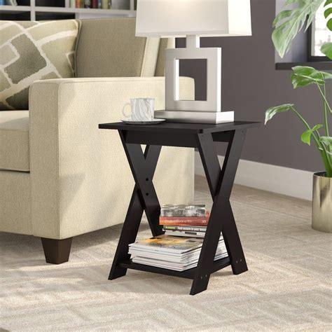 Artesian Modern Criss-Crossed End Table