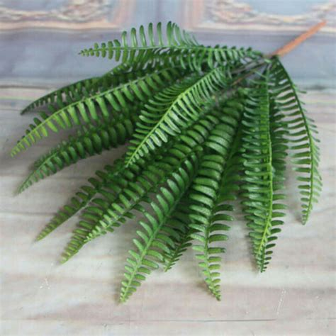 Artificial Fern  Ebay.