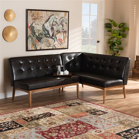 Arvid Upholstered Bench