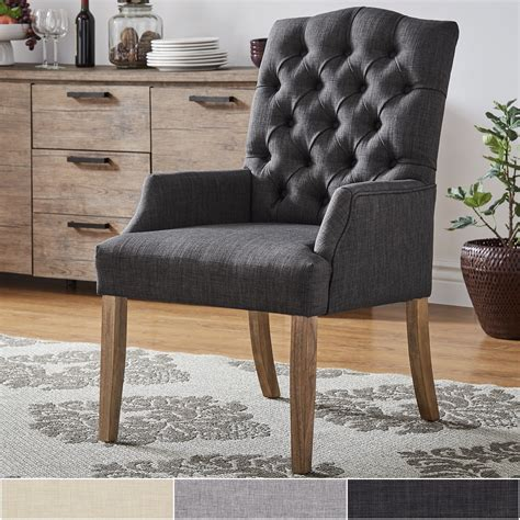 Arwood Tufted Arm Chair