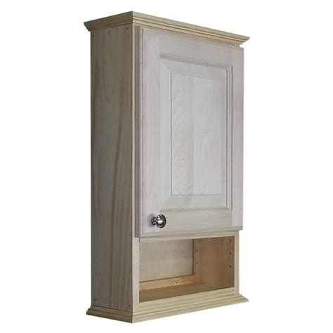 Ashley Series 15.25 W x 25.5 H Wall Mounted Cabinet